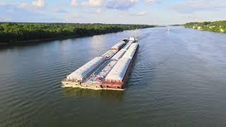 Mavic Air 2 Boats & Barges