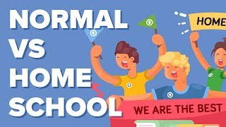 School vs Homeschool: Which Student Does Better? thumbnail