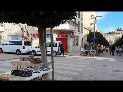 Artá, Trödelmarkt, Cala Ratjada, Mallorca