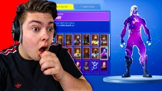 IK HEB DE GALAXY SKIN IN FORTNITE!