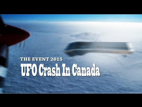 """Media Black Out"" UFO CRASH? [JACKHEAD] Canada Raw UN-Edited Coverage!~2015"