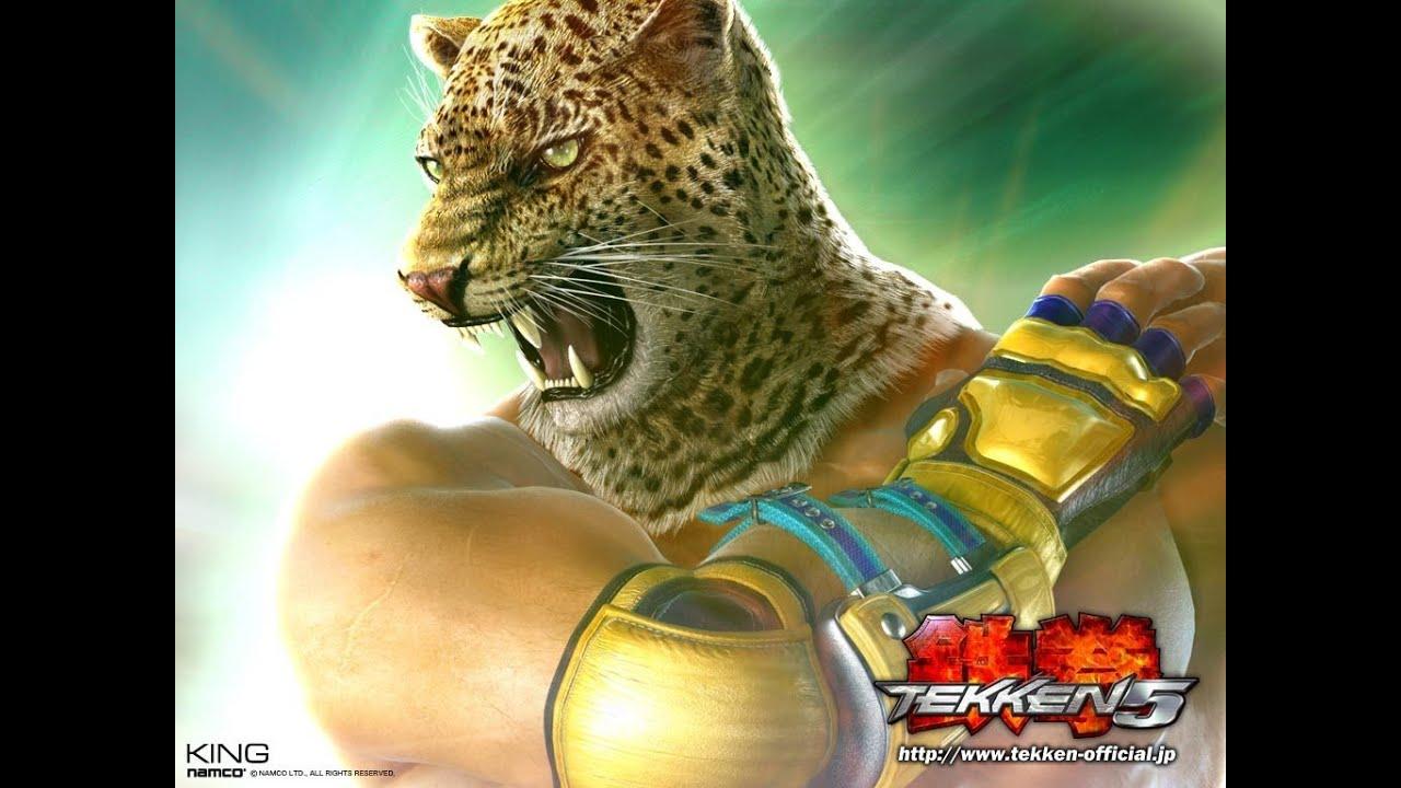 E24K's Tekken 5 - King Story Battle Playthrough