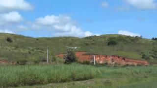 aeromodelo skyrider com motor .61 4 tempos ( piloto ALMIR ) .