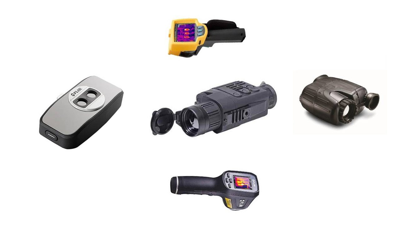 Top 5 Best Cheap Thermal Imagers 2019