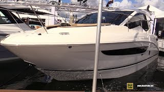 2020 Sea Ray Sundancer 350 Coupe - Walkaround Tour - 2019 Fort Lauderdale Boat Show