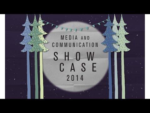 Media and Communication Showcase 2014