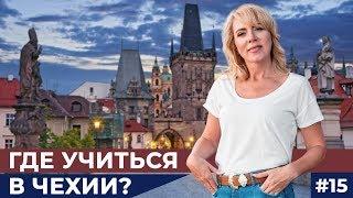 Как получить образование в Чехии? 🇨🇿