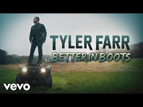 Tyler Farr - Better in Boots (Audio)