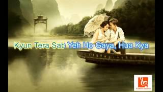 Tumse Hi Jab We Met Full Karaoke With Lyrics