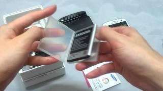 [마스코트]삼성 갤럭시S3 LTE 개봉기 동영상