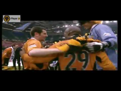 Play off Final Highlights 2003 Wolves 3 0 Sheff Utd