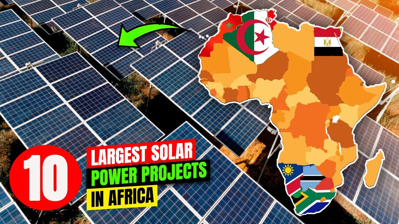 Top 10 Leading Countries In Renewable Energy In Africa