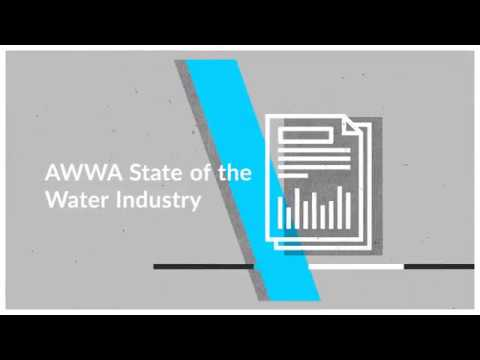AWWA State Of The Water Industry 2019