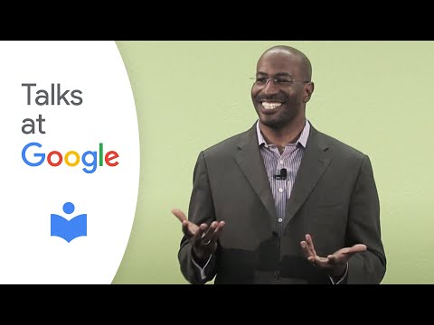 At Google Talks: Van Jones