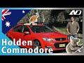 Manejando del otro lado en un Holden Commodore - Vistazo/Vlog