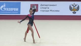 Арина Аверина - Лента Гран-при Москва 2019 Многоборье.
