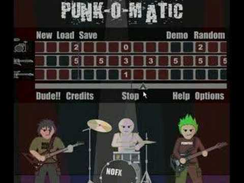 One of best Punk o Matic songs ever