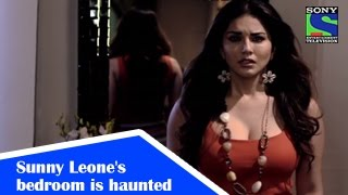 Sunny Leone's bedroom is haunted