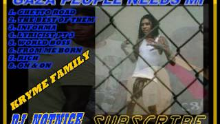 (January 2014) Vybz Kartel (Mavado Diss) - Kill Dem All & Done (Beauty & Beast Riddim 2008)