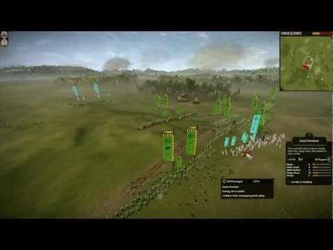Shogun total war 2 : multiplayer battle twelve |