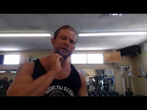 Danny Manslaughter Discusses Strength & Health Gym Bakersfield
