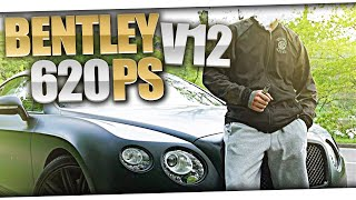 Unterwegs im Bentley | MontanaBlack