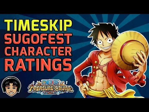 Unit Ratings & Reviews - Timeskip Luffy & Straw Hats Sugofest [One Piece Treasure Cruise]