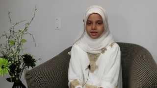 #QuranwithMaryam - Maryam is reciting Surah Al-Bayyina (Episodse #17)