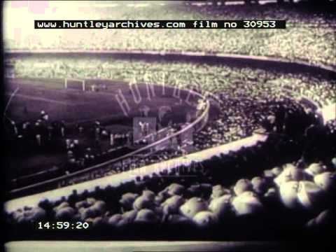 History of the World Cup for football, 1970's - Film 30953