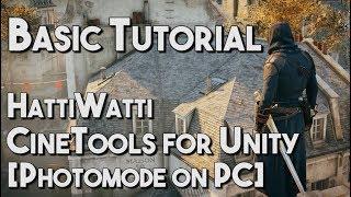 [Guide] AC Unity - HattiWatti CineTools
