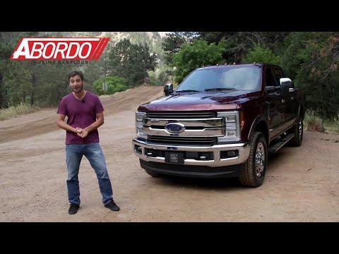 Ford F-Series Super Duty 2017 – Prueba A Bordo [Full]