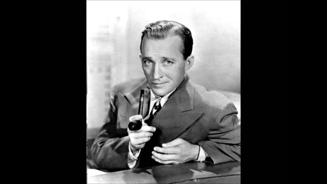 Bing Crosby Christmas.Bing Crosby White Christmas 1942 Original Version