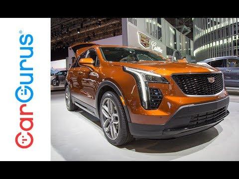 2019 Cadillac Xt4 2018 New York Auto Show Youtube