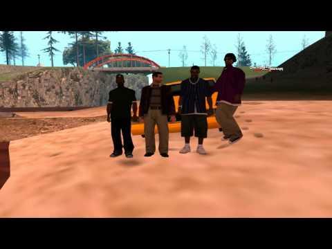 GTA San Andreas Multiplayer Russian RPG Movie