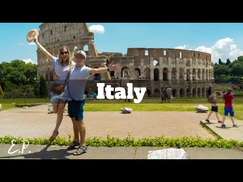 Italy Road Trip – 12 Day Self Drive Adventure