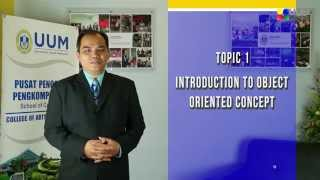 Introduction to  Object Oriented Programming Course