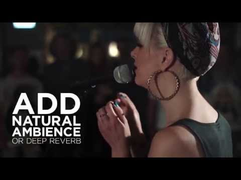 BOSS VE-1 Vocal Echo featuring Alice Ella