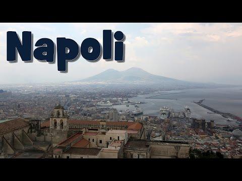 Италия:  Неаполь - что посмотреть за 1 день?!