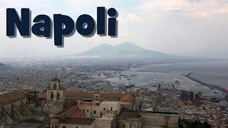 видео Неаполь. Расположение, климат и достопримечательности Неаполя