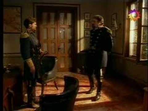 Amor Real: Adolfo desea unirse a la compaña del general