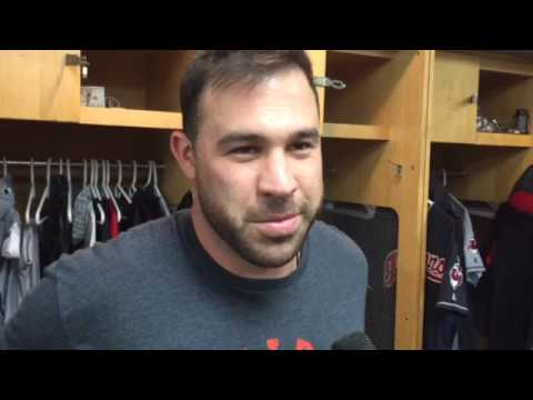 Jason Kipnis is excited to be rejoining the Indians