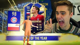 TOTY LEWANDOWSKI INKÖPT & HAN GÖR KAOS I WEEKEND LEAGUE!