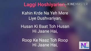 Naino Ki Jo Baat Karaoke With Lyrics Altaaf Sayeed Hum Deewane Hain Apke deepak khamni