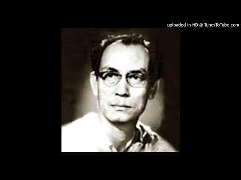 RAAT KE RAAHI THAK MAT JAANA. ....BABLA (1951)...MANNA DEY...