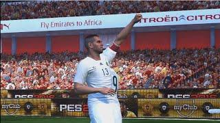 [HD] PES 2016 Algérie vs Portugal Coupe du Monde Match #03 PC Gameplay 1080p