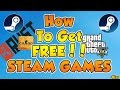 HOW TO GET FREE STEAM GAMES !!!! ( 2016 ) LEGAL !! FREE STEAM KEYS