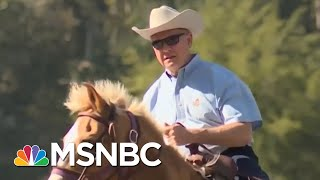 West Virginia GOP Senate Candidate Is A Convicted Criminal | All In | MSNBC