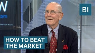 Gary Shilling explains the only way to beat the market and win