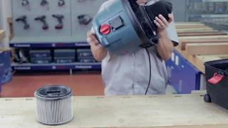 bosch GAS 15/15PS Vacuum Cleaner