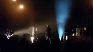 Echo & The Bunnymen - The Cutter - live 29-01-2016